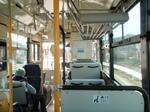 小海駅からバス乗車ー!