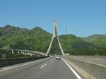 この橋、いつみても特徴ある~♪